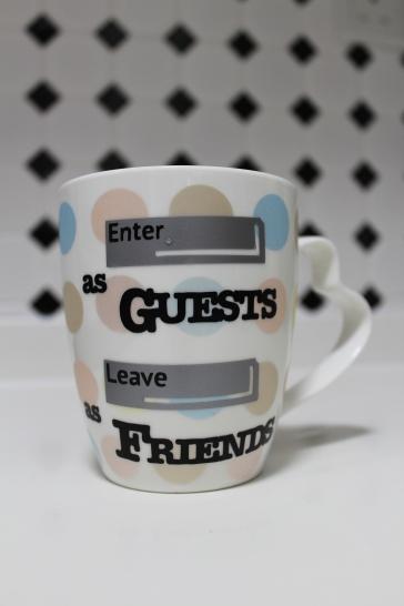 Guest Mug @ $10.90