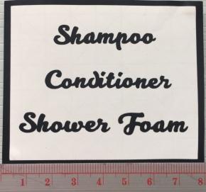 Bathroom Labels (a)