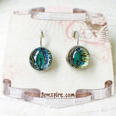 vibrant-dangling-earring