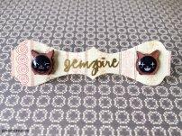 Black Cat Earrings @ $11.90 ( SOLD)