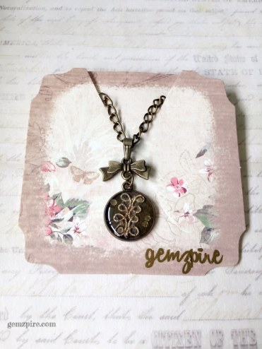 Trinket Necklace @ $15.90