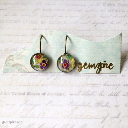 colourful-floral-dangling-earrings
