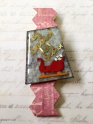 Let it Snow Brooch @ $11.90