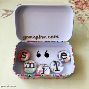 You make me Smile Magnets @ $13.90
