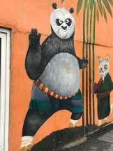 Kungfu Panda & Master